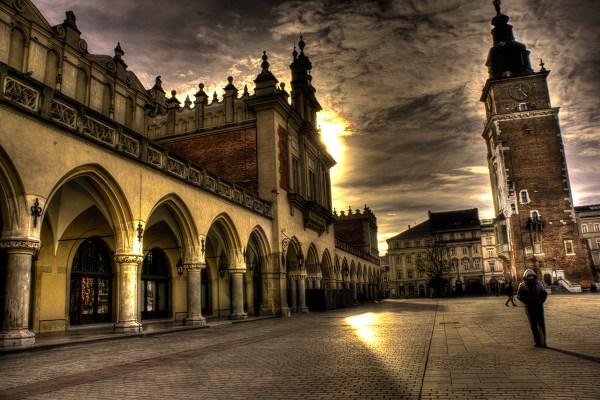 Kraków w moim obiektywie
