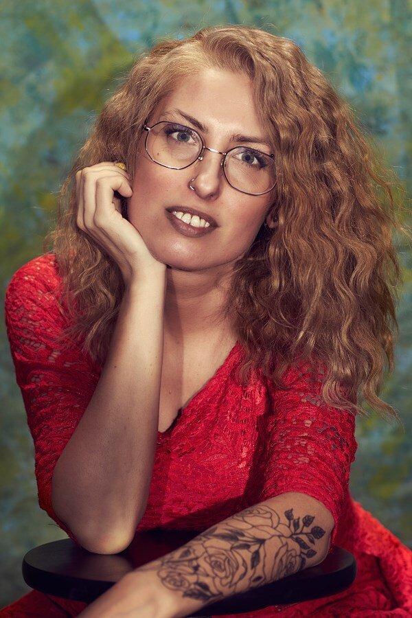 Fotografia portretowa w studio i plenerze